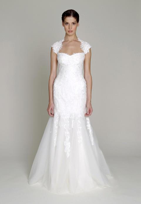 Wedding Philippines – Monique Lhuillier Bliss 2013 Bridal Collection (1)