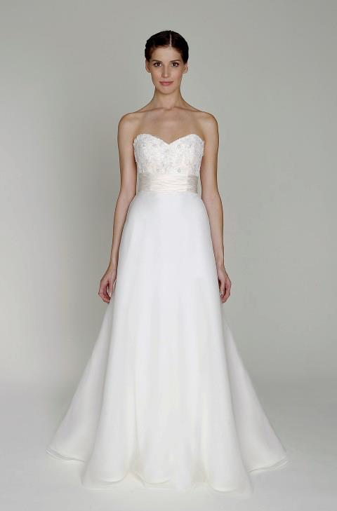 Wedding Philippines – Monique Lhuillier Bliss 2013 Bridal Collection (4)