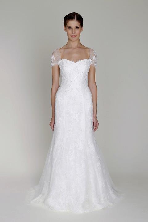 Wedding Philippines – Monique Lhuillier Bliss 2013 Bridal Collection (6)