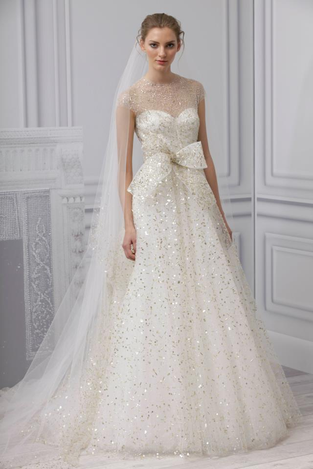 Wedding Philippines – Monique Lhuillier Spring 2013 Bridal Collection (26)