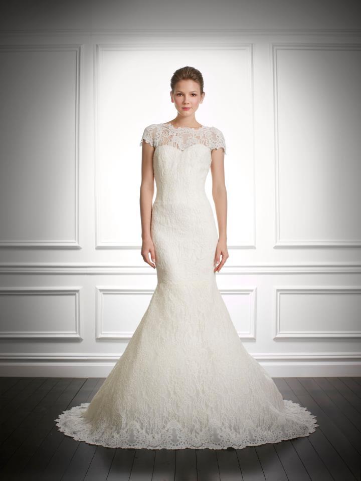 Wedding Philippines – Wedding Bridal Gowns – Carolina Herrera Bridal Fall 2013 (01)