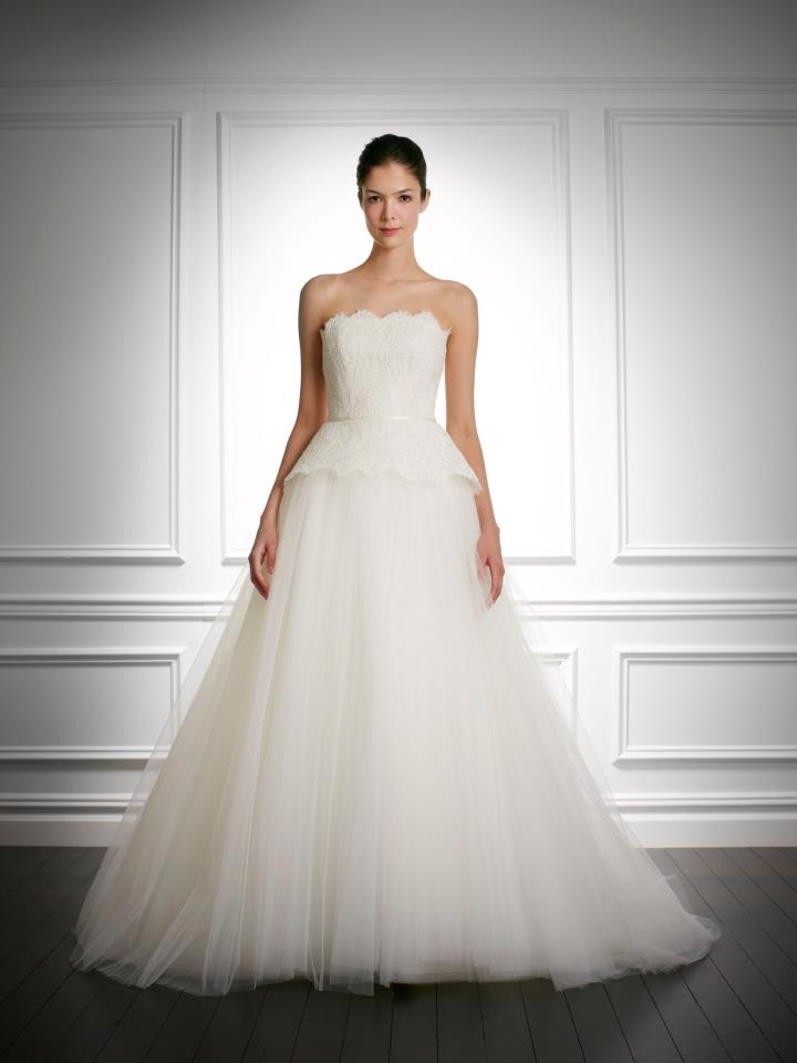 Wedding Philippines – Wedding Bridal Gowns – Carolina Herrera Bridal Fall 2013 (5)