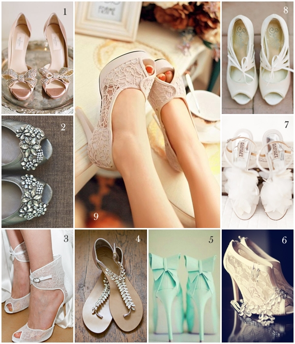 Choosing the Right Bridal Shoes