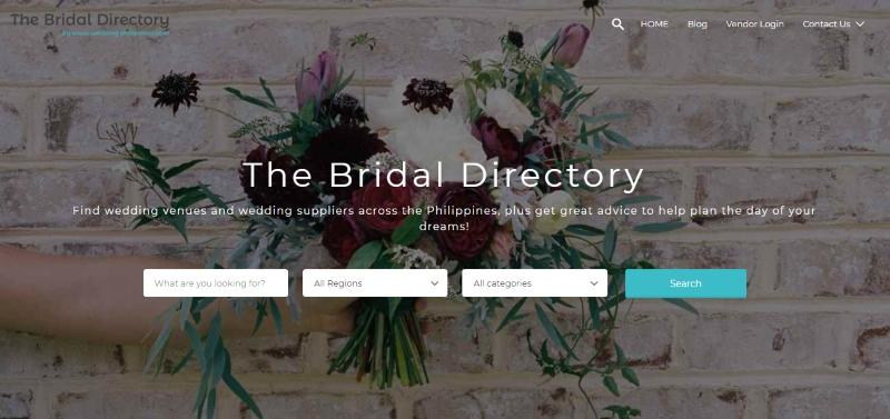 Listing Options | Wedding Philippines