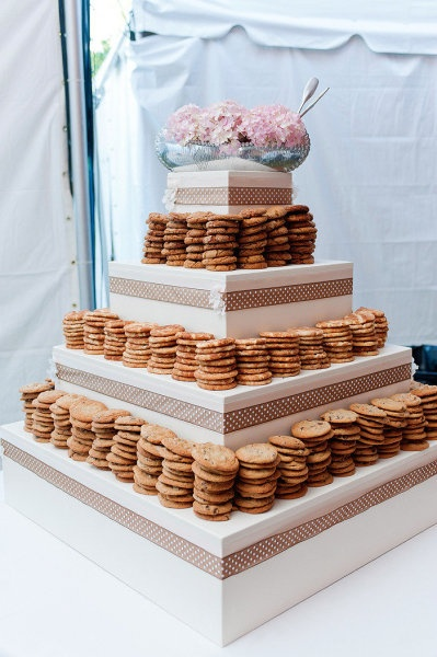 Wedding Cake Alternative - Cookies 02