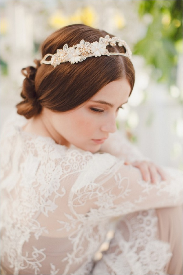 Jannie Baltzer Couture Headpieces 2014 Collection (1)