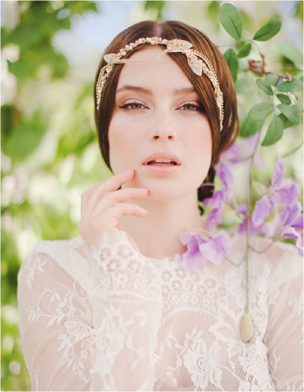 Jannie Baltzer Couture Headpieces 2014 Collection (25)