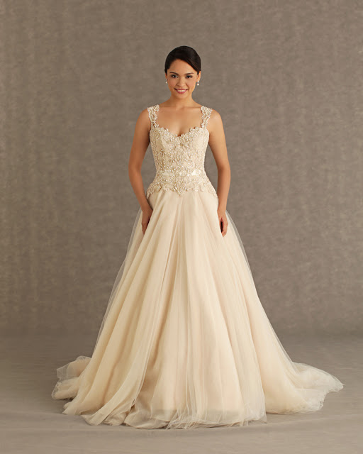 Veluz Reyes 2013 Bridal Collection - Sophia (1)