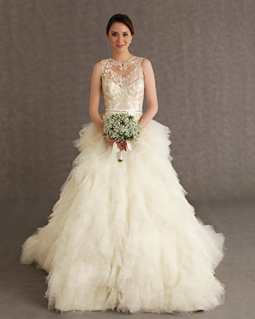 Wedding Gown Cost Philippines: Veluz Reyes 2013 Bridal Collection