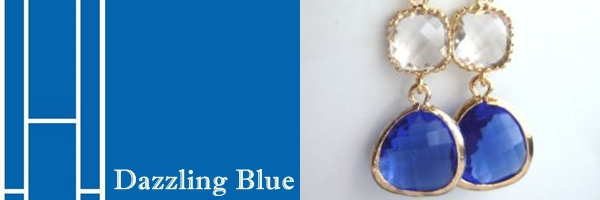 Wedding Philippines - Top 10 Wedding Color Motif Trends for Spring 2014 - Dazzling Blue