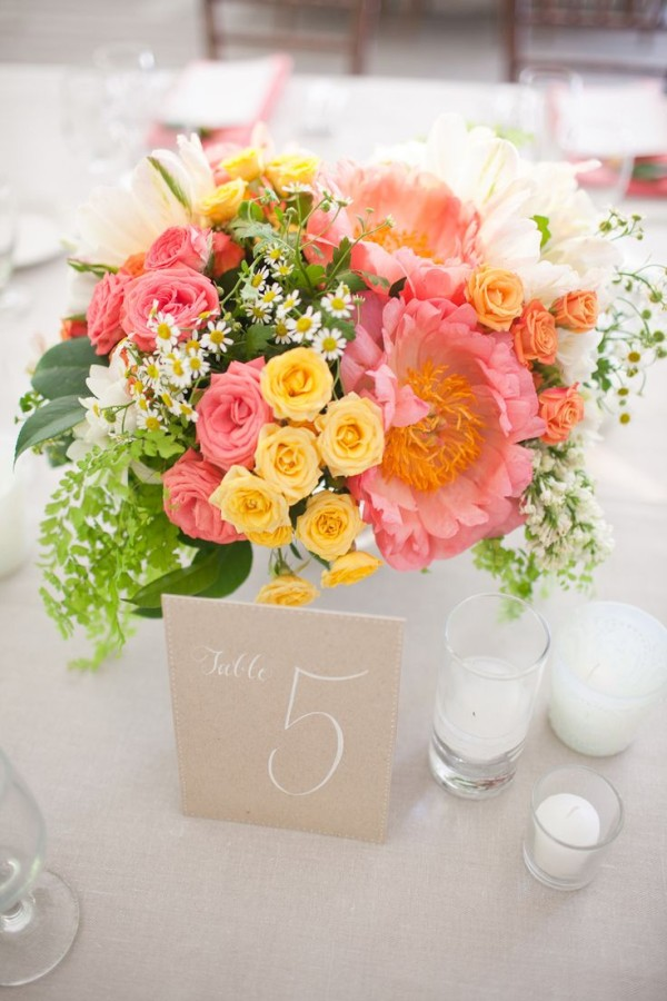 Unique ideas for wedding table numbers names