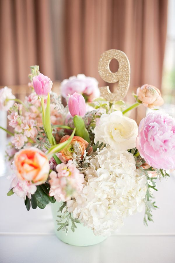 10 Unique Ideas For Wedding Table Numbers Names