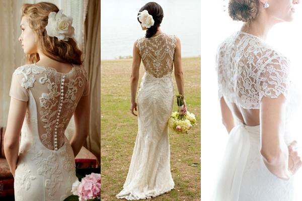 Wedding Dress Back Inspiration - Wedding Philippines | Wedding ...