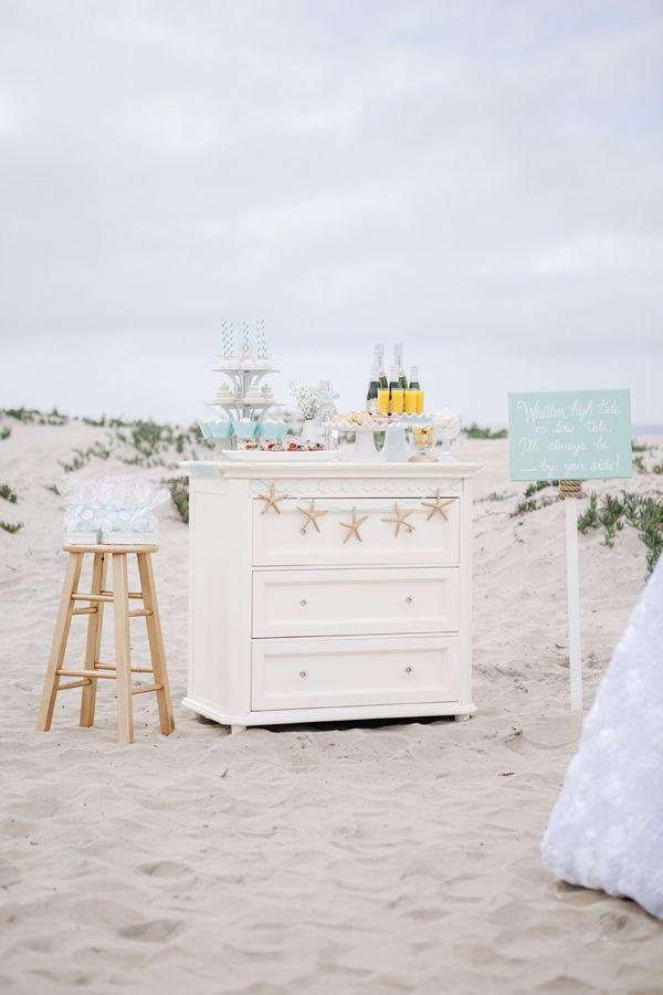 Weddings Philippines - Beach Themed Wedding Projects & DIY Inspiration - Starfish Bunting