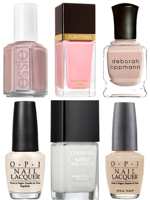 Wedding Philppines - 12 Bridal Friendly Nail Colors  01