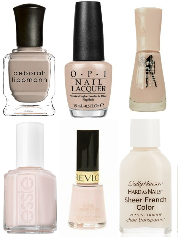 Wedding Philppines - 12 Bridal Friendly Nail Colors  02