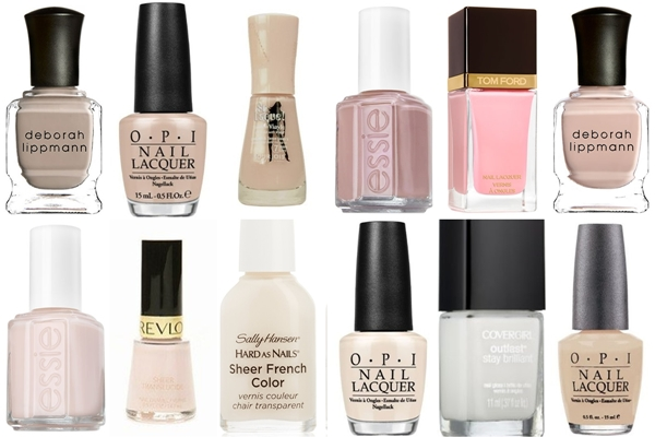 Wedding Philppines - 12 Bridal Friendly Nail Colors  03