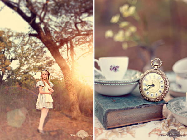 Wedding Philppines - Fairytale Inspired Engagement Photo Session - Alice in Wonderland 02