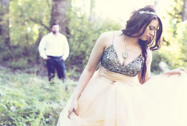 Wedding Philppines - Fairytale Inspired Engagement Photo Session - Beauty and the Beast 04