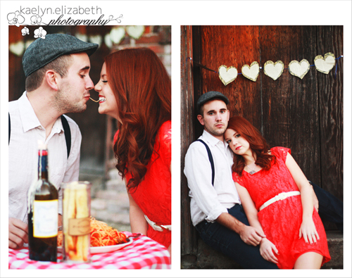 Wedding Philppines - Fairytale Inspired Engagement Photo Session - Lady and the Tramp 03