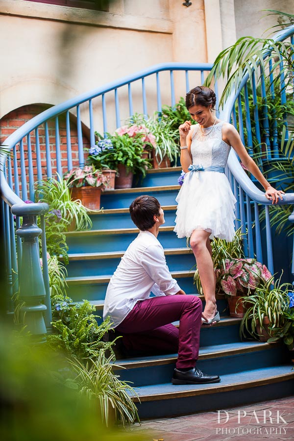 Wedding Philppines - Fairytale Inspired Engagement Photo Session - Modern Cinderella 02