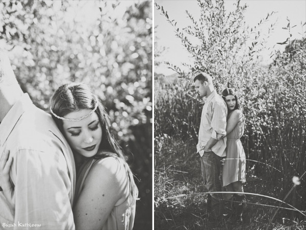 Wedding Philppines - Fairytale Inspired Engagement Photo Session - Pocahontas 02