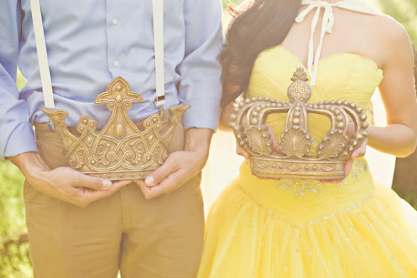 Wedding Philppines - Fairytale Inspired Engagement Photo Session - Snow White 04