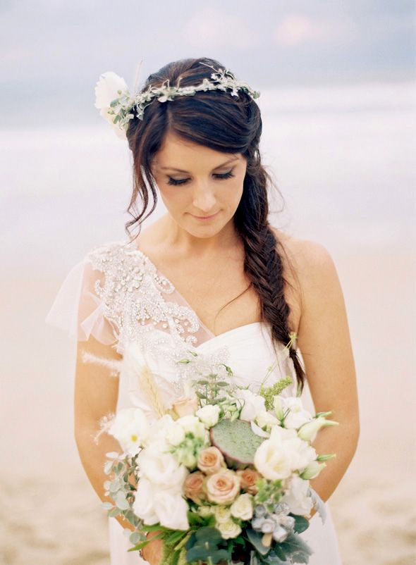 Wedding Philppines - Floral Bridal Crowns & Headpiece Ideas 02