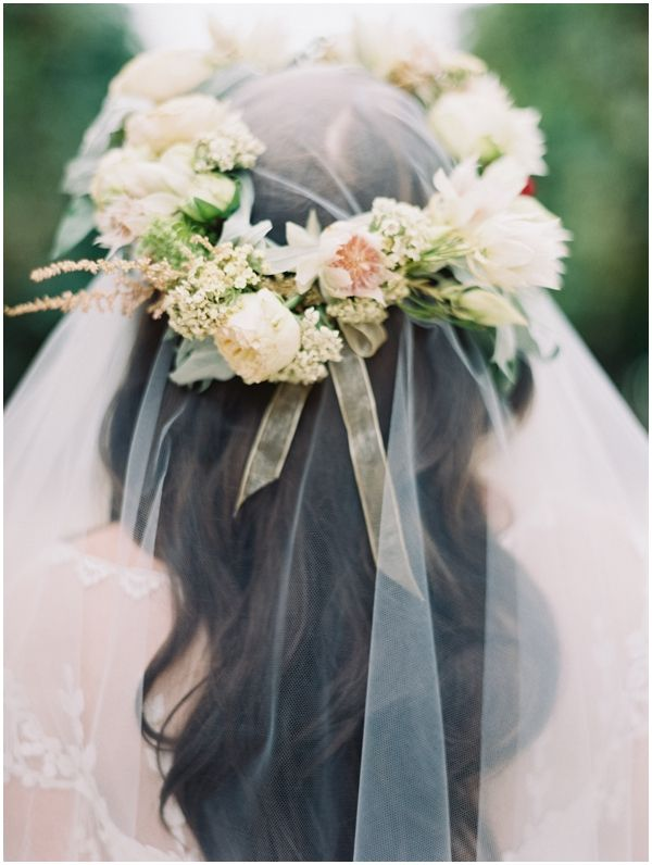 Wedding Philppines - Floral Bridal Crowns & Headpiece Ideas 11