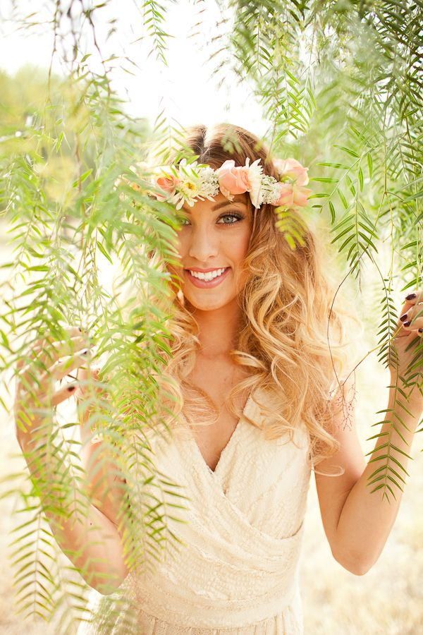 Wedding Philppines - Floral Bridal Crowns & Headpiece Ideas 16
