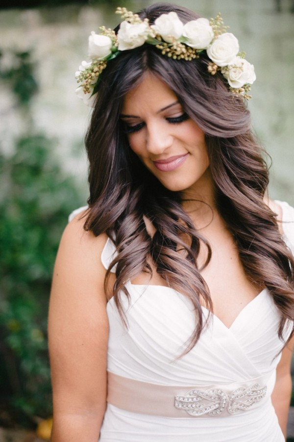 Wedding Philppines - Floral Bridal Crowns & Headpiece Ideas 22