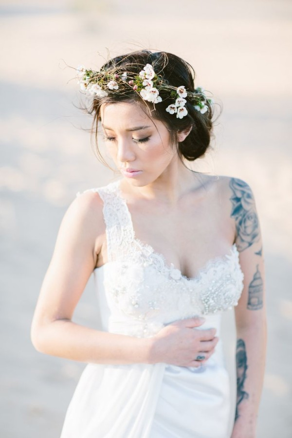 Wedding Philppines - Floral Bridal Crowns & Headpiece Ideas 27