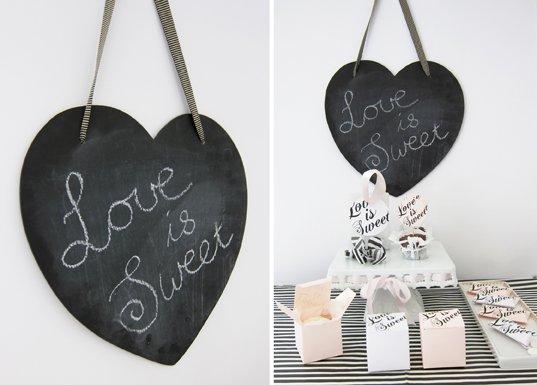 My Top 15 Free Wedding Printables - Love is Sweet Cupcake Labels
