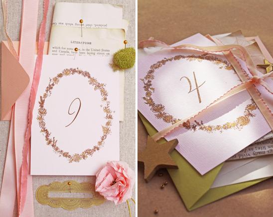 My Top 15 Free Wedding Printables - Table Numbers