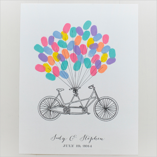 My Top 15 Free Wedding Printables - Thumbprint Guestbook