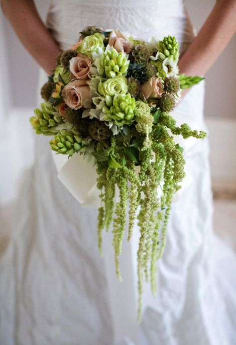 Wedding Flowers In The Philippines : Modern cascade long bridal bouquets wedding philippines