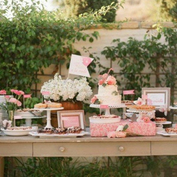 Wedding Sweet Table: Dessert Table Ideas For Wedding