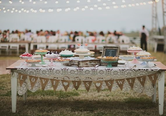 Wedding Philippines - Wedding Dessert Table Ideas 11