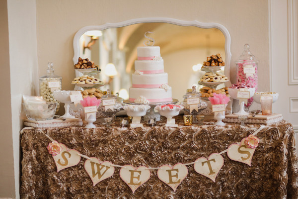 Photo Via Pinterest How About Some Great Wedding Dessert Table Ideas