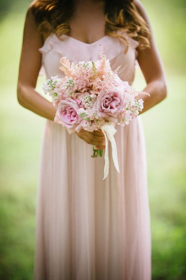 Floral Design by |Photo by Trenholm via Style Me Pretty