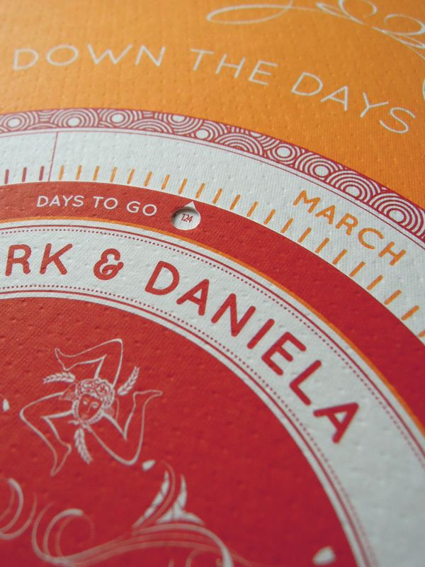Weddding Philippines - Creative and Unique Wedding Invitations and Save the Dates - Countdown Wedding Invitations 03
