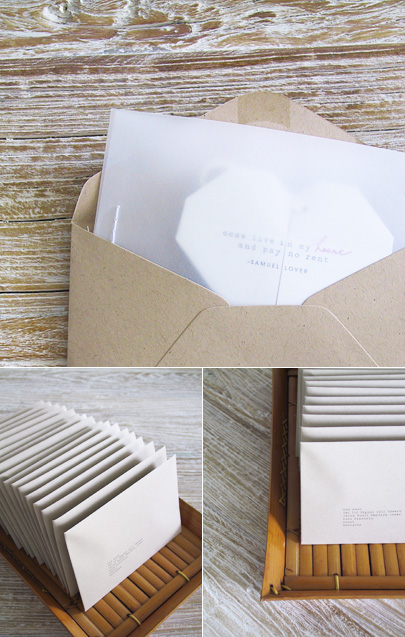 Weddding Philippines - Creative and Unique Wedding Invitations and Save the Dates - Origami 01