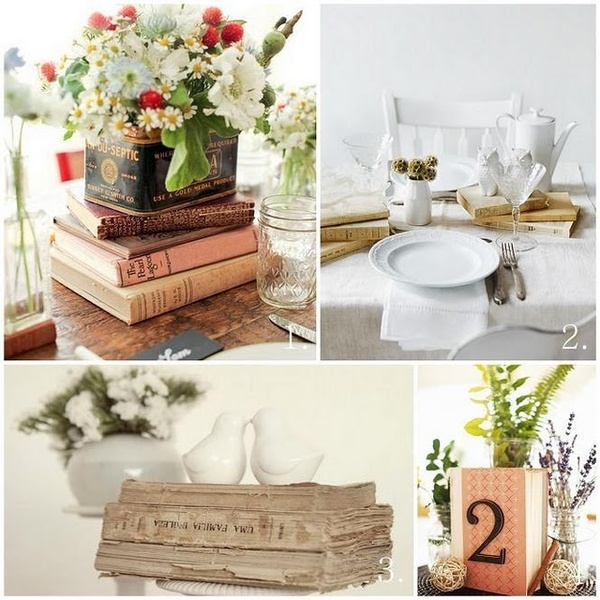Vintage Wedding Centerpieces Ideas: 18 Vintage Wedding Decor Ideas