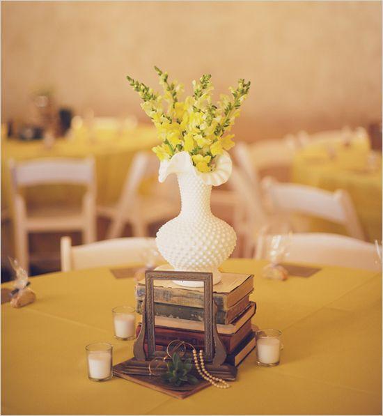 June Wedding Ideas: 18 Vintage Wedding Decor Ideas