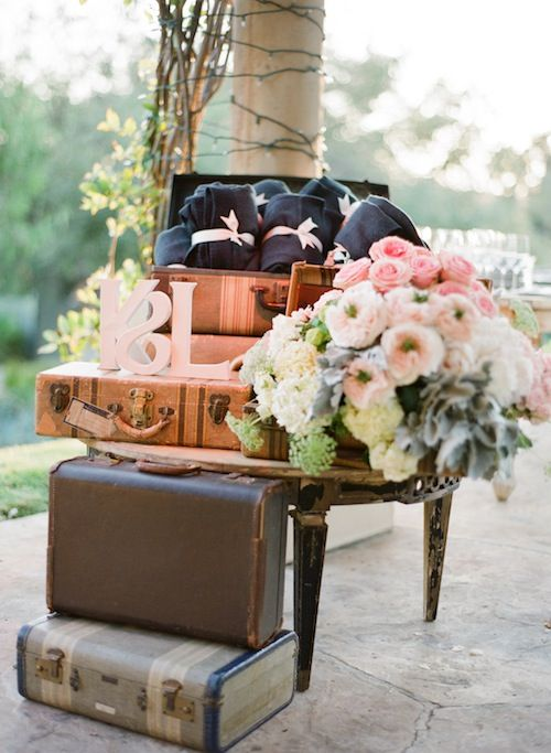 Photo by Michael + Anna Costa Photography  via Found Vintage Rentals