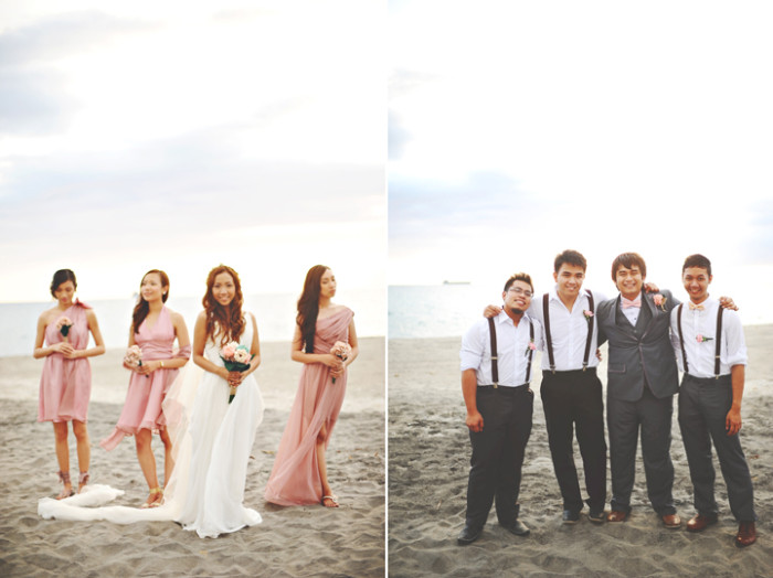 Venue: Morong, Bataan | Photo by Nicolai Wedding Photography