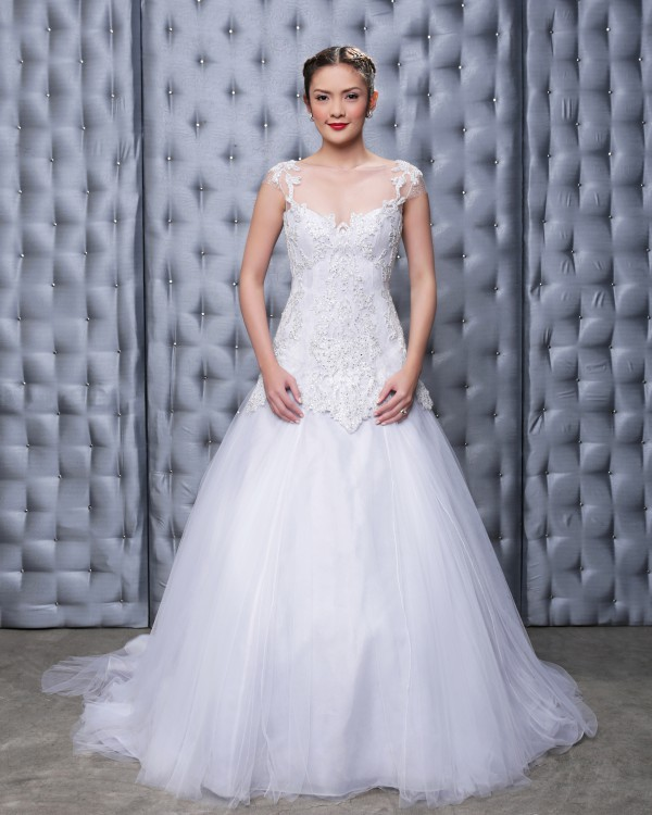 Iya Villania Wedding Gown – fashion dresses
