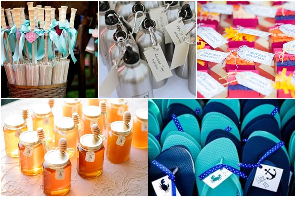 Wedding Philippines -  Summer Wedding Favor Ideas Part 2