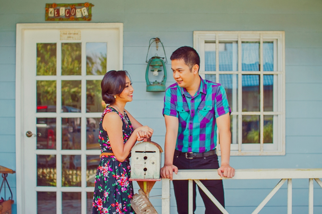 Wedding Philippines - Engagement Session - Vintage Inspired (3)