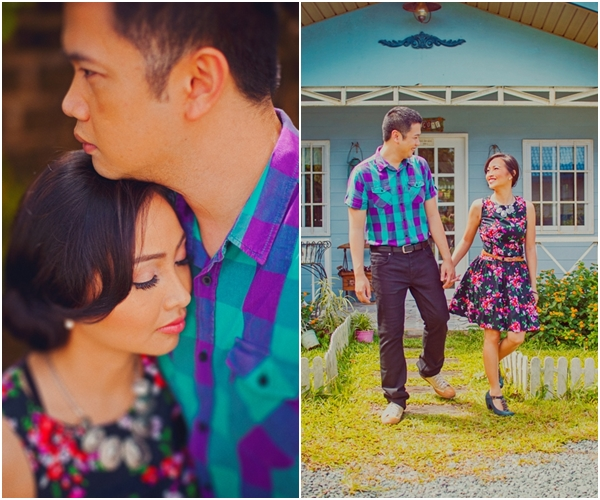 Wedding Philippines - Engagement Session - Vintage Inspired (9)